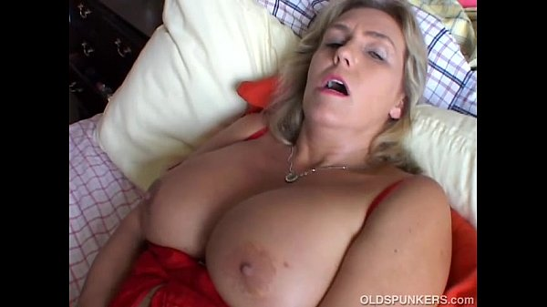 Beautiful beefy old spunker fucks her juicy pussy for you 10