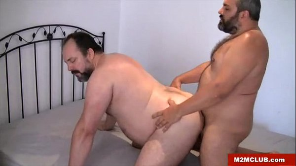 bear threesome porn Gay
