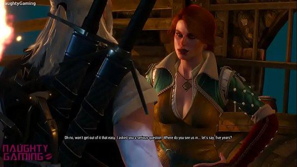 Witcher 3 Sex Mods