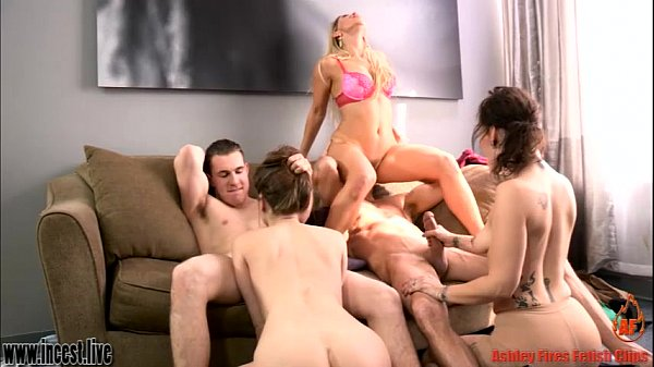 Family taboo orgy know