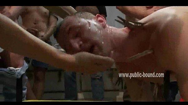 Nasty gay deepthroat