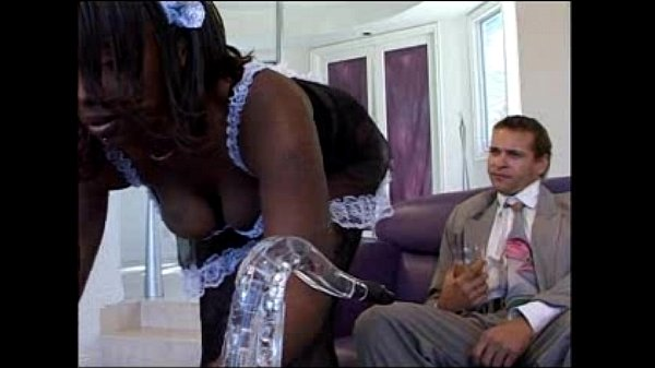 Black Maid Skyy Black Takes Care Of The Master Of The -1965