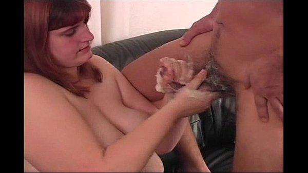 a Sister handjob gives