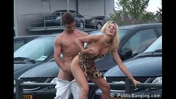 park video car sex
