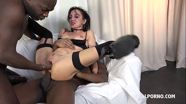 Pierced pussy fisted hard lots of genital piercings - 1 part 4