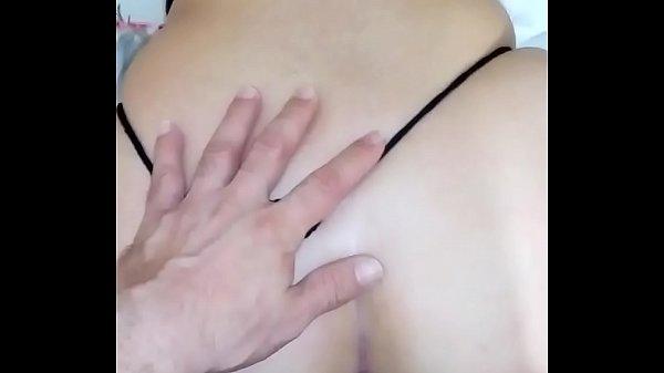 Melhor porno com a bunduda levando de dois