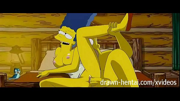 Love!!! simpsons hentai movie sexy and