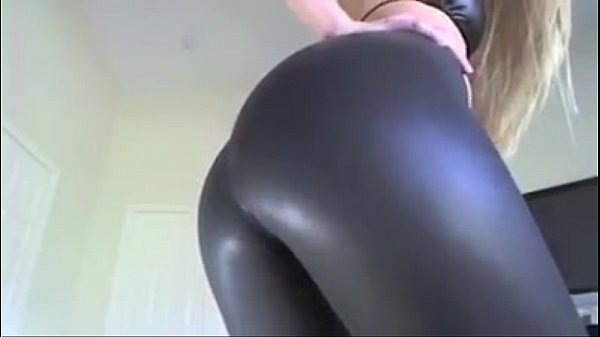 Culona en leggins