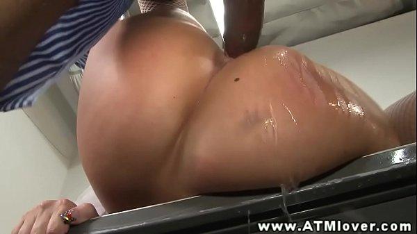 Briella bounce interracial