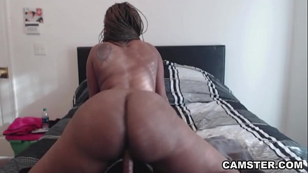 girl bouncing on dildo
