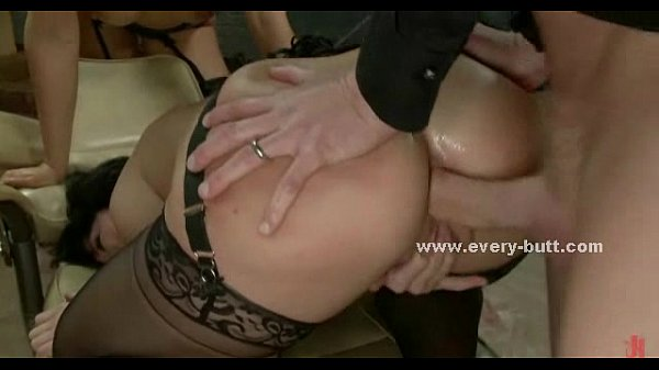 Unbelievable anal with round ass luna star 8