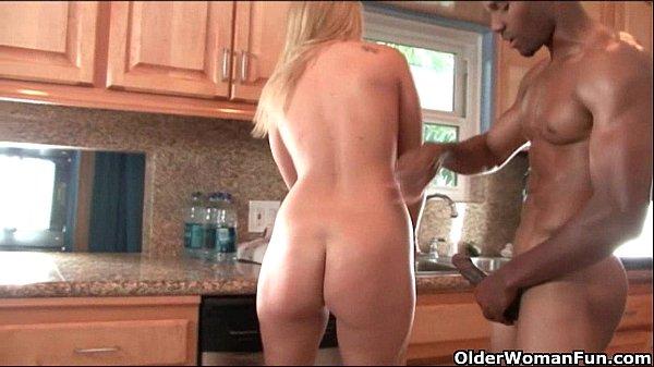 Blonde Soccer Mom Trashed By Big Black Cock - Xnxxcom-3691