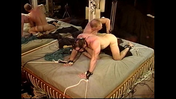 Predicament bondage video would fingerfuck