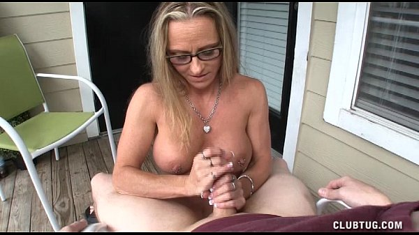 Cum on my wife face first