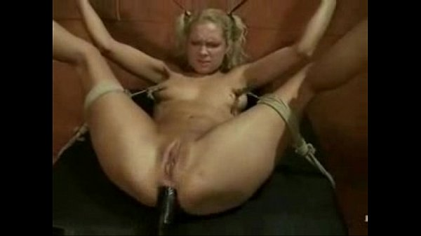 Sexy shemale Britney gets her ass pumped with male studs big cock