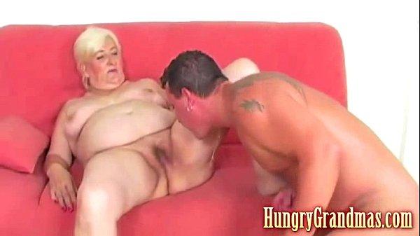 Fat Blonde Horny Granny Lea XVIDEOS COM