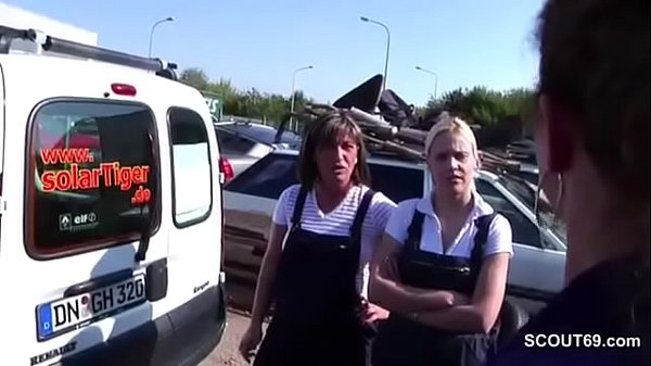 image German mom sedcue to fuck by young boy of her friend