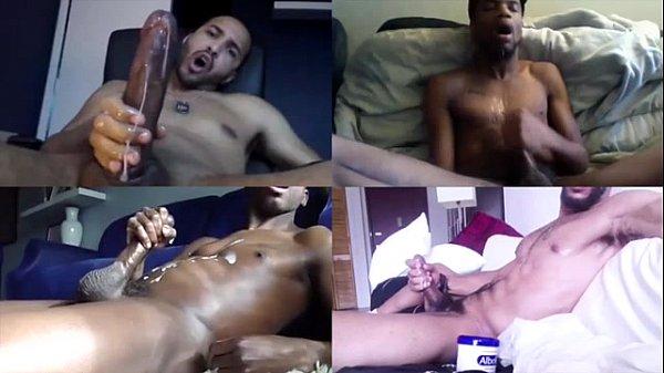 Guys cumming compilation