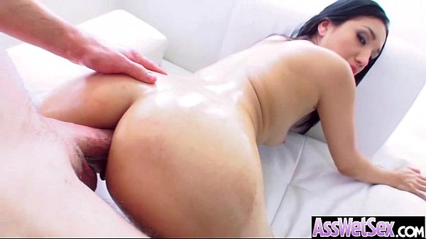 Hardcore Anal Sex With Oiled Curvy Big Ass Girl (vicki chase) mov-30