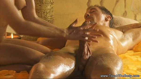 Man naked shaved smooth