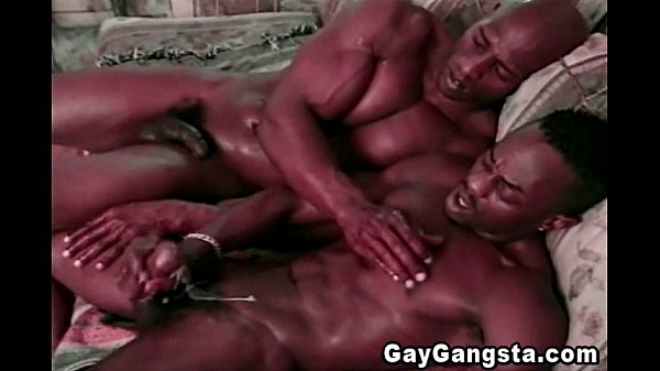 black extreme Gay