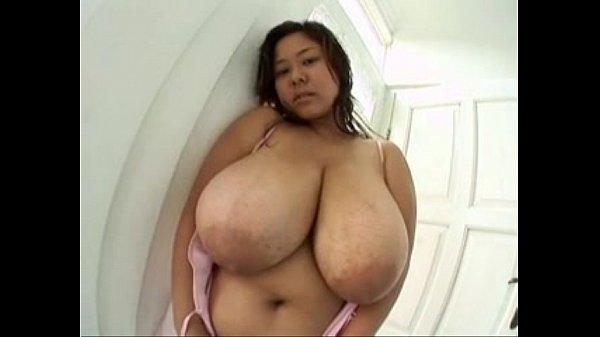 Massive asian titties fucking raw and no birth control 2