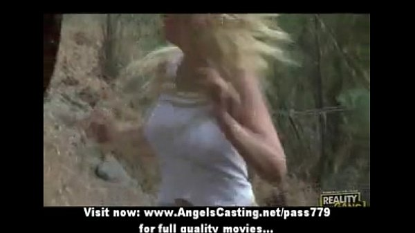 Hot blonde sex movies