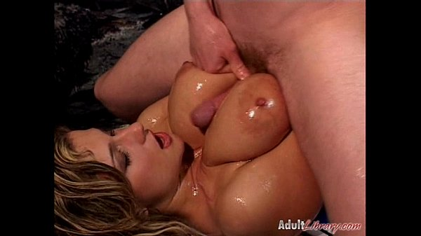 oiled titfuck