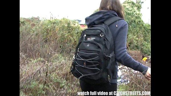 Czech College Girl Outdoor Sex For Cash - Xvideoscom-6127