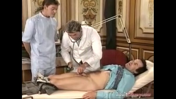 German Wife fucked by two doctors - p&period