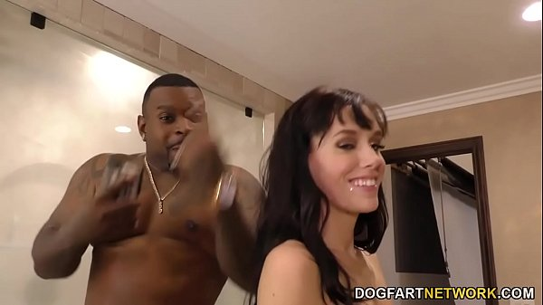 Alana cruise invites black men for some double penetration 7