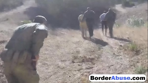Border patrol strip search and police 2
