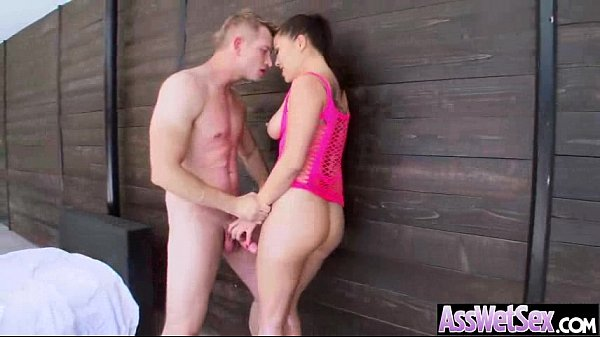 Anal Deep Hard Nailed A Big Curvy Huge Ass Oiled Girl (london keyes) video-19