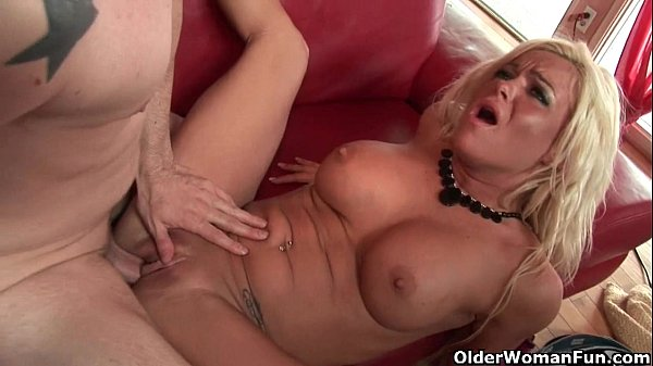 Milf first time lesbian experience