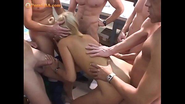 Brazlian gang bang on xvideos-2128