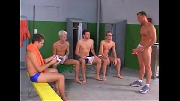 swim Free team gay