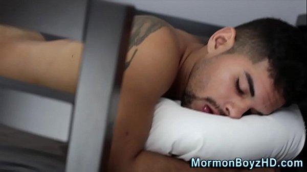 Mormon Sucks For Spunk