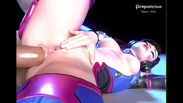 overwatch anal porn