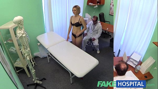 Fakehospital new doctor gets horny milf naked and wet 8