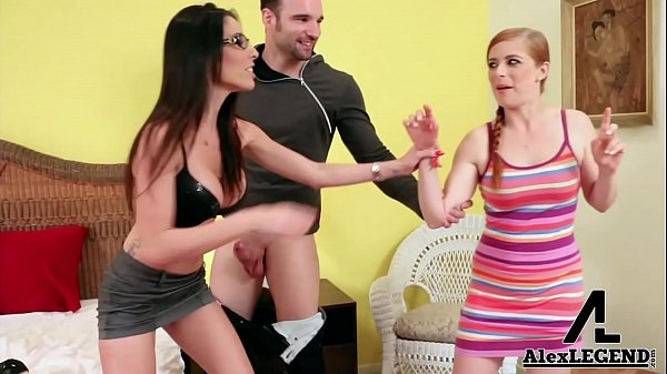 Hottest 3some alex legend fucks riley reid amp penny pax 1