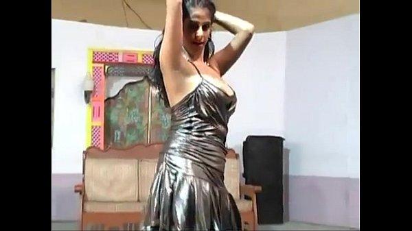 Boob show mujra