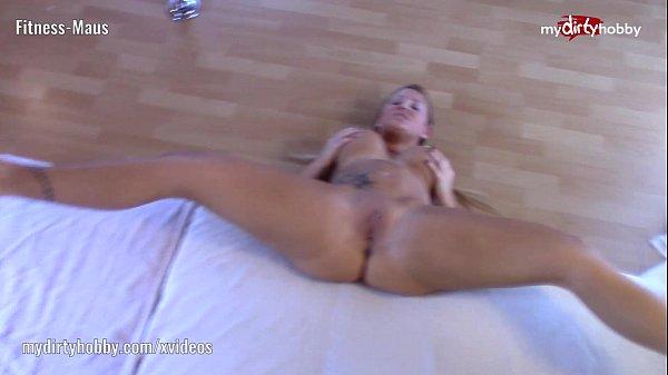 Fitness-Maus Anal