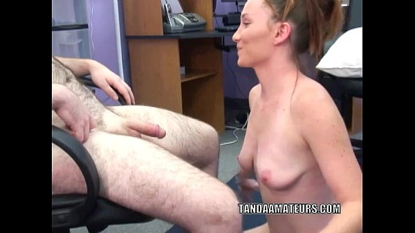 Horny housewife navaya is going down on a stiff cock 1