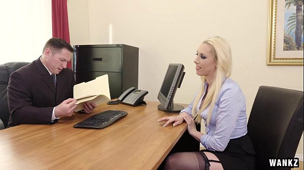 Roxy demonstrates her talents in job interview 1