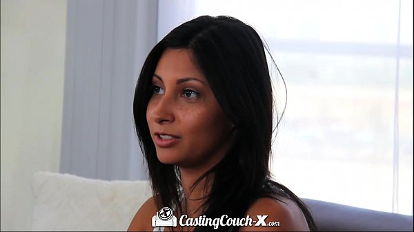 HD Casting Sex Tube Videos, Tramp gives deep