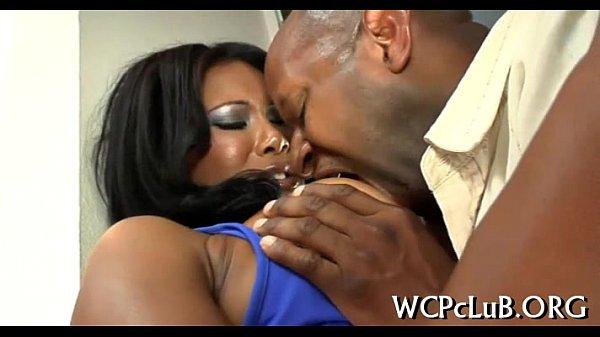 interracial gratis porno drill