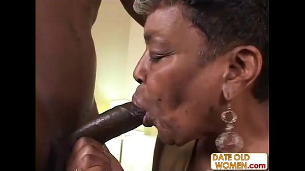 Black Granny Gets Some Young Cock - Xvideoscom-3060