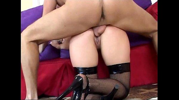 Male orgasm demonstration