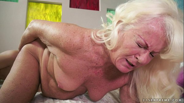 21sextreme hot cougar gilf takes young dick 2