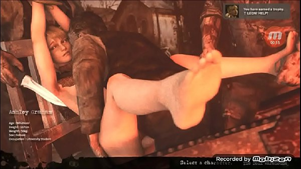 resident evil ashley nude